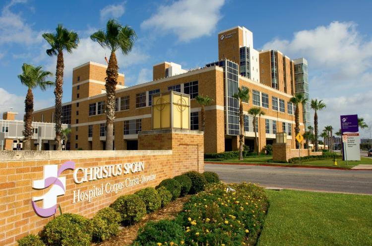 Picture of Christus Spohn Hospital a Excelsior College CPNE Test site